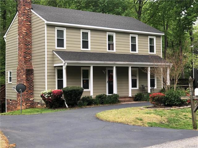 420 Comstock Drive, Chesterfield, VA 23236 (MLS #1912384) :: Small & Associates