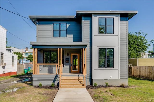412 N 35th Street, Richmond, VA 23223 (MLS #1912392) :: Small & Associates