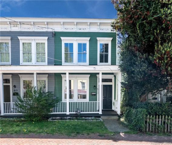 813 N 26th Street, Richmond, VA 23223 (MLS #1912400) :: The RVA Group Realty