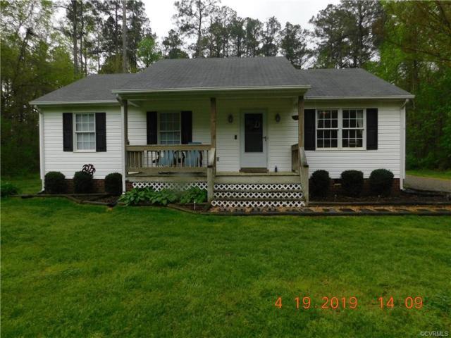 8387 Truman Road, Mechanicsville, VA 23116 (MLS #1912477) :: EXIT First Realty