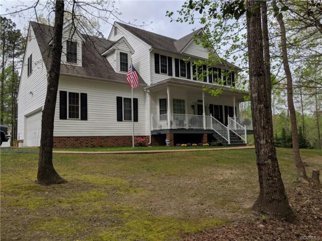 7376 W River Road, Aylett, VA 23009 (MLS #1912537) :: Small & Associates
