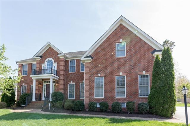 5913 Barnstable Court, Glen Allen, VA 23059 (MLS #1912665) :: HergGroup Richmond-Metro