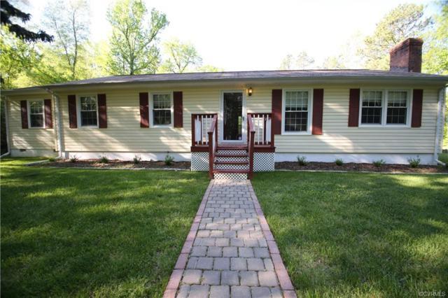16378 Dawn Boulevard, Hanover, VA 23069 (MLS #1912841) :: The RVA Group Realty