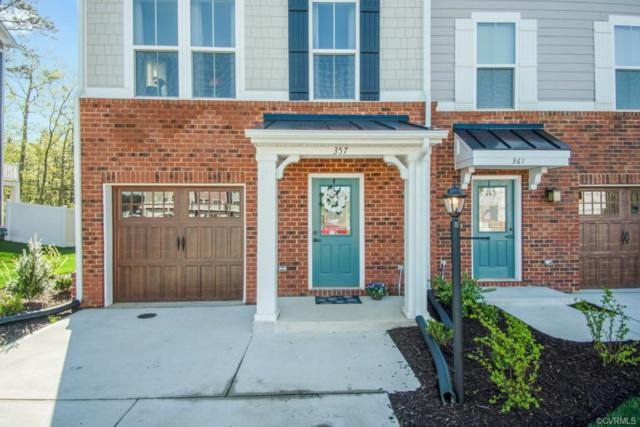 357 Crofton Village Terrace, Midlothian, VA 23114 (MLS #1912849) :: HergGroup Richmond-Metro
