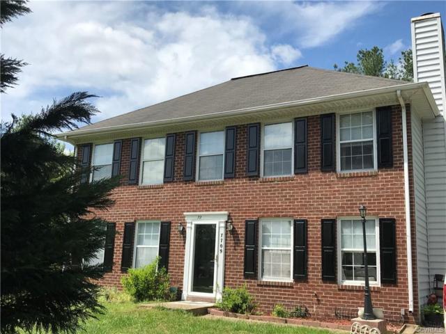 7709 Jennifer Scott Court, Richmond, VA 23227 (MLS #1912856) :: Small & Associates