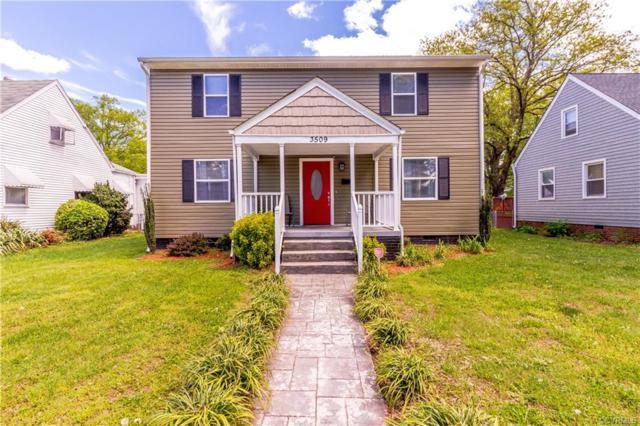 3509 Garland Avenue, Richmond, VA 23222 (#1912963) :: Abbitt Realty Co.
