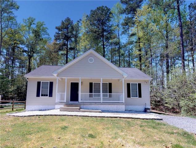 211 Norfolk Drive, Ruther Glen, VA 22546 (#1913029) :: Abbitt Realty Co.