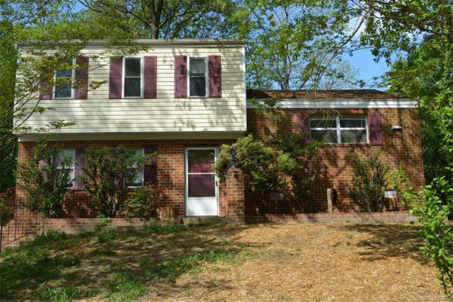 9366 Lost Forest Drive, Chesterfield, VA 23237 (MLS #1913039) :: The RVA Group Realty