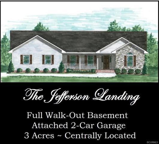 3 Acres, Jefferson Landing, Amelia, VA 23002 (#1913060) :: Abbitt Realty Co.