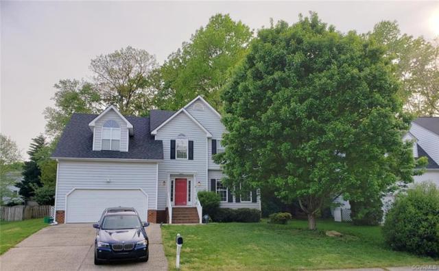 5125 Hart Mill Drive, Glen Allen, VA 23060 (MLS #1913068) :: The RVA Group Realty