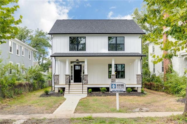 2304 Greenwood Avenue, Richmond, VA 23222 (MLS #1913088) :: The RVA Group Realty