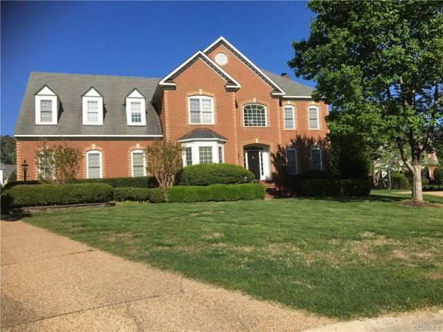 2401 Bell Tower Place, Henrico, VA 23233 (MLS #1913216) :: The RVA Group Realty