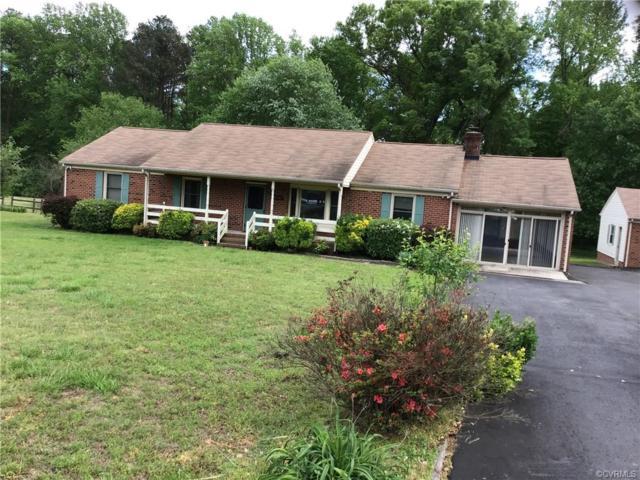 18407 Lakewood Drive, Dinwiddie, VA 23841 (MLS #1913225) :: The RVA Group Realty