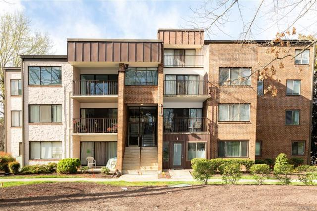 1501 Bronwyn Road #301, Henrico, VA 23238 (MLS #1913325) :: EXIT First Realty