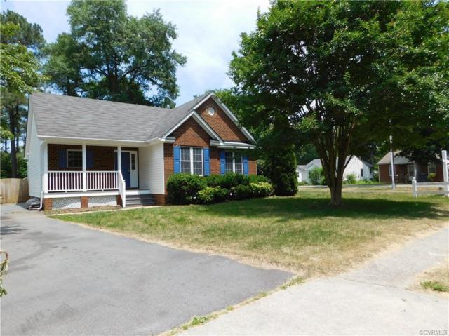 100 N Macon Terrace, Ashland, VA 23005 (#1913392) :: 757 Realty & 804 Homes