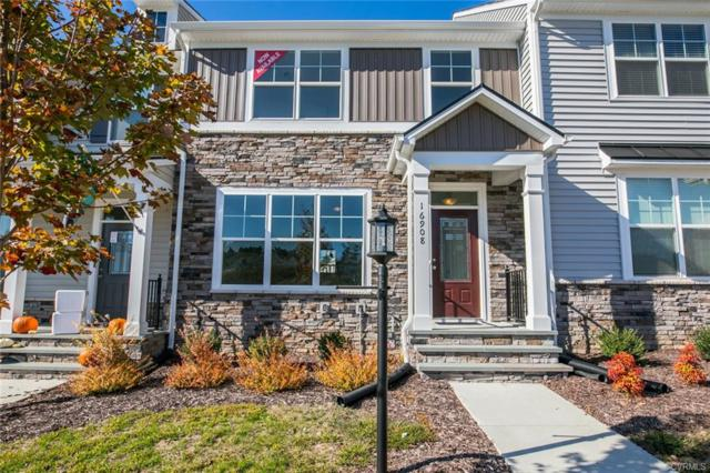 16908 Gossamer Drive #14, Moseley, VA 23120 (#1913551) :: Abbitt Realty Co.