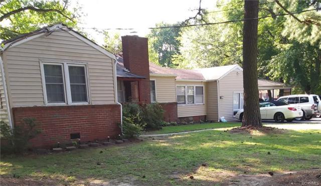 2720 Forest Hills Road, Petersburg, VA 23805 (#1913629) :: Abbitt Realty Co.