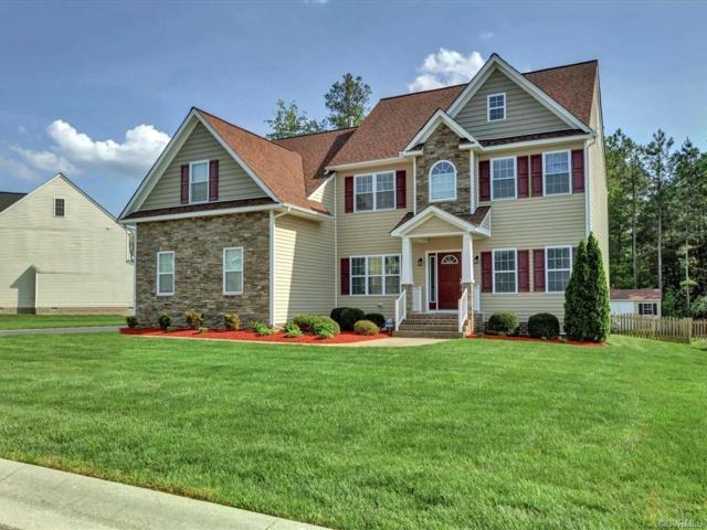 15313 Willow Hill Lane, Chesterfield, VA 23832 (#1913759) :: Abbitt Realty Co.