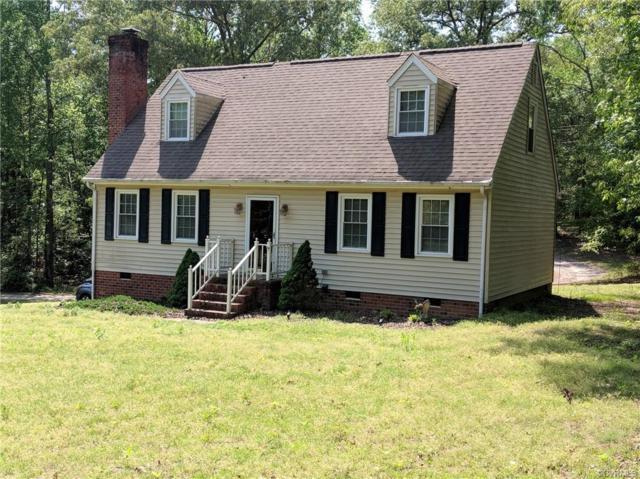 1434 Canterbury Road, St Stephens Church, VA 23148 (#1913901) :: Abbitt Realty Co.