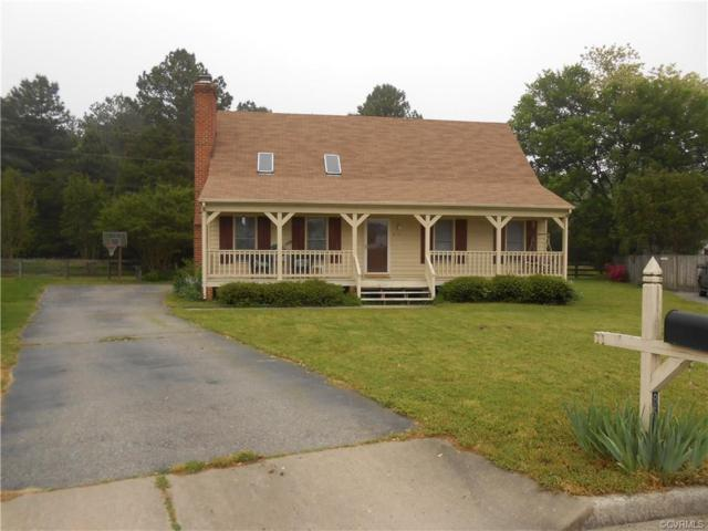 8315 Old Cavalry Court, Mechanicsville, VA 23111 (MLS #1914087) :: EXIT First Realty