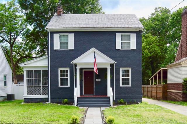 1664 Mount Vernon Street, Petersburg, VA 23805 (#1914395) :: Abbitt Realty Co.