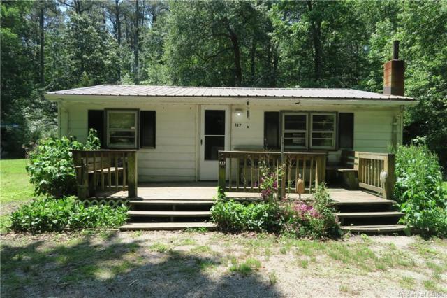 117 Lark Drive, Deltaville, VA 23043 (MLS #1914620) :: The RVA Group Realty