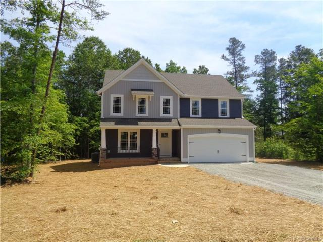 7120 Oakfork Loop, New Kent, VA 23124 (MLS #1914771) :: EXIT First Realty
