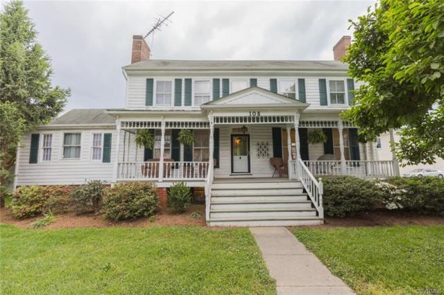 108 S Main Street, Bowling Green, VA 22427 (#1914951) :: Abbitt Realty Co.
