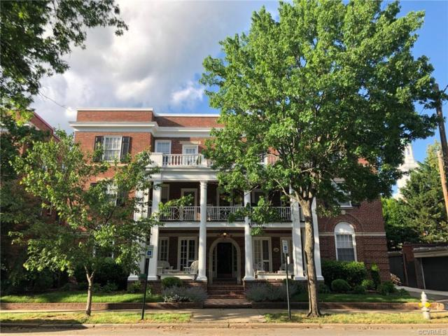 2810 Kensington Avenue #10, Richmond, VA 23221 (MLS #1915285) :: Small & Associates