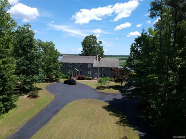 5149 Wakema Road, West Point, VA 23181 (MLS #1915413) :: EXIT First Realty