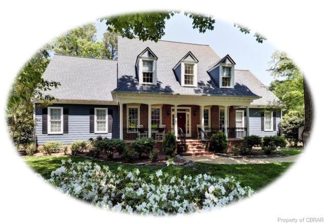 101 Sunningdale, Williamsburg, VA 23188 (MLS #1915414) :: EXIT First Realty