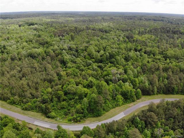 LOT 13 Tillar Lane, Hadensville, VA 23063 (#1915456) :: Abbitt Realty Co.