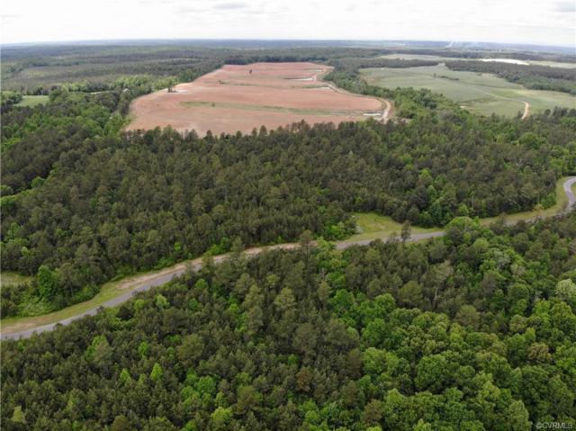 LOT 1 Tillar Lane, Hadensville, VA 23063 (#1915460) :: Abbitt Realty Co.