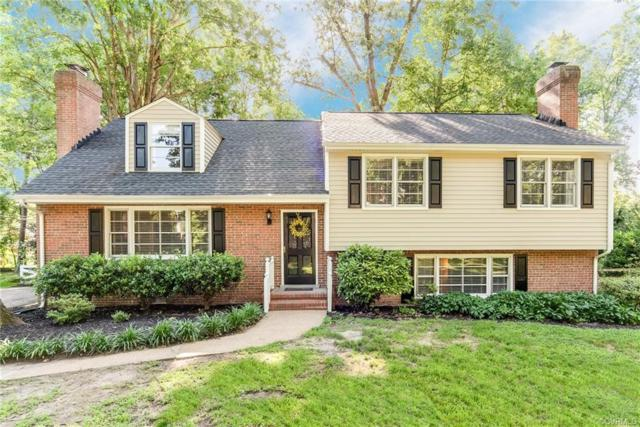 2627 Thurloe Drive, North Chesterfield, VA 23235 (#1915512) :: 757 Realty & 804 Homes