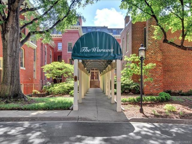 1443 Floyd Avenue #208, Richmond, VA 23220 (MLS #1915586) :: Small & Associates