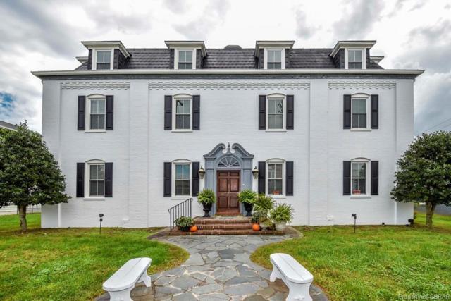 22 E Church Street, Kilmarnock, VA 22482 (MLS #1915658) :: EXIT First Realty