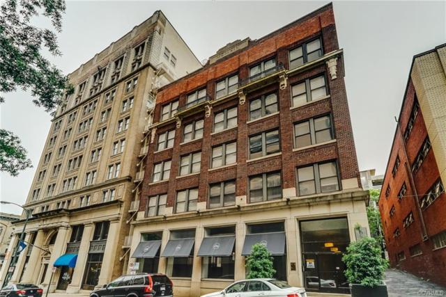6 N 6th Street U3c, Richmond, VA 23219 (MLS #1915665) :: Small & Associates
