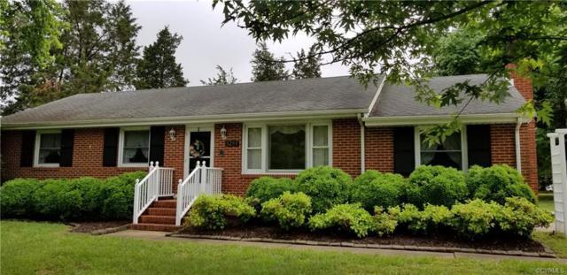 5299 Cold Harbor Road, Mechanicsville, VA 23111 (#1915676) :: Abbitt Realty Co.