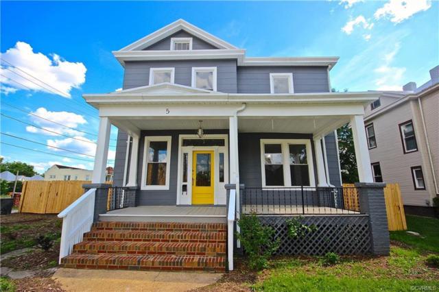 5 W Graham Road, Richmond, VA 23222 (#1915715) :: Abbitt Realty Co.