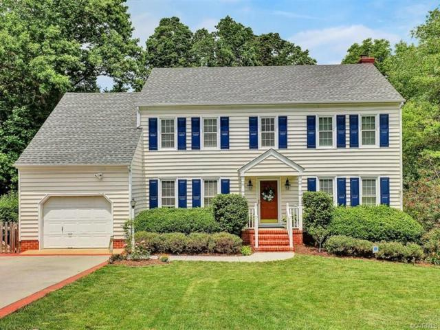 10420 Kings Grant Drive, Henrico, VA 23233 (MLS #1915844) :: EXIT First Realty