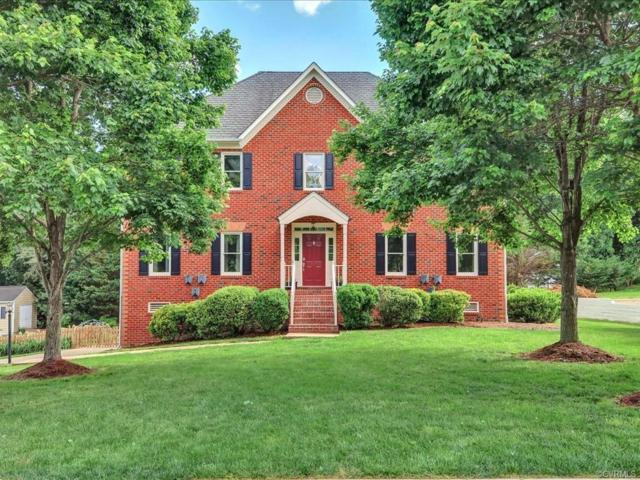 2421 Sterlingwood Trace, Henrico, VA 23233 (MLS #1915927) :: Small & Associates