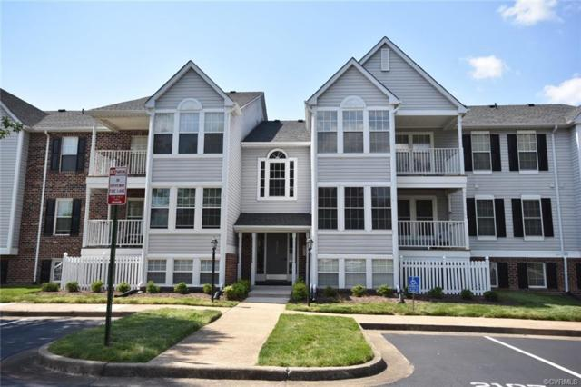 9352 Castle York Court #2108, Henrico, VA 23060 (MLS #1915957) :: EXIT First Realty
