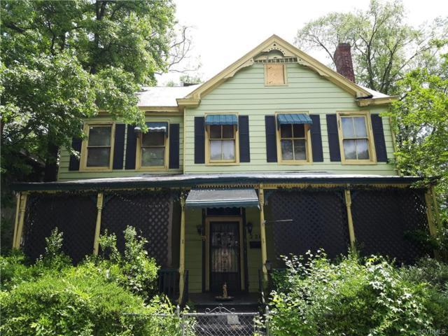 2201 4th Avenue, Richmond, VA 23222 (MLS #1915996) :: EXIT First Realty