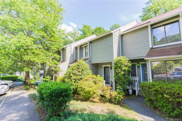 9821 Groundhog Drive, North Chesterfield, VA 23235 (MLS #1916051) :: EXIT First Realty