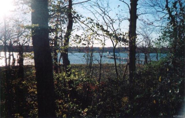 TBD River Bluff Lane, King & Queen, VA 23085 (#1916133) :: Abbitt Realty Co.