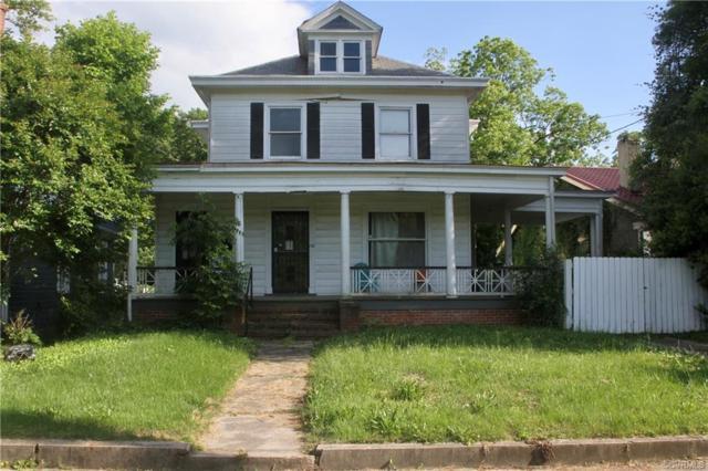 120 E Fillmore Street, Petersburg, VA 23803 (#1916173) :: 757 Realty & 804 Homes