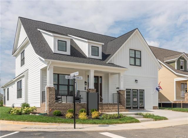 2517 Gold Leaf Circle #1, Henrico, VA 23233 (MLS #1916191) :: EXIT First Realty
