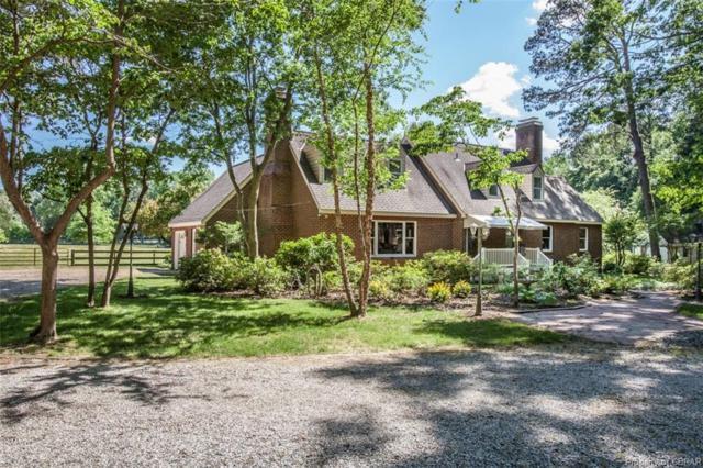 4320 Providence Road, Hayes, VA 23072 (MLS #1916233) :: EXIT First Realty