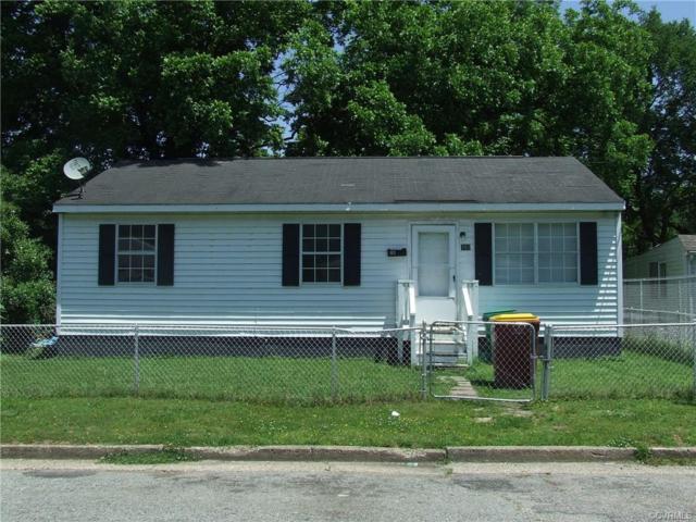163 Seaboard Street, Petersburg, VA 23803 (MLS #1916309) :: EXIT First Realty