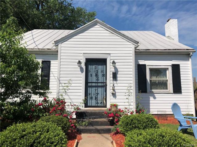 12 Elm Street, Petersburg, VA 23803 (MLS #1916399) :: EXIT First Realty